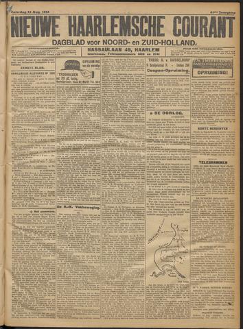 Nieuwe Haarlemsche Courant 1916-08-12