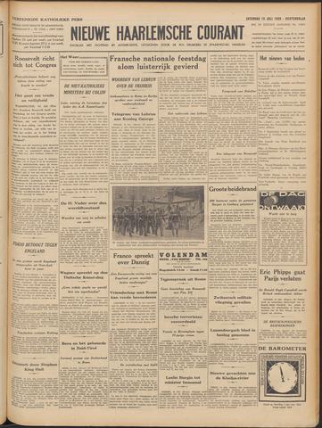 Nieuwe Haarlemsche Courant 1939-07-15