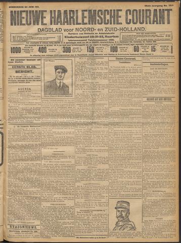 Nieuwe Haarlemsche Courant 1911-06-22