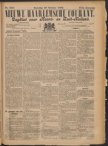 Nieuwe Haarlemsche Courant 1902-10-20
