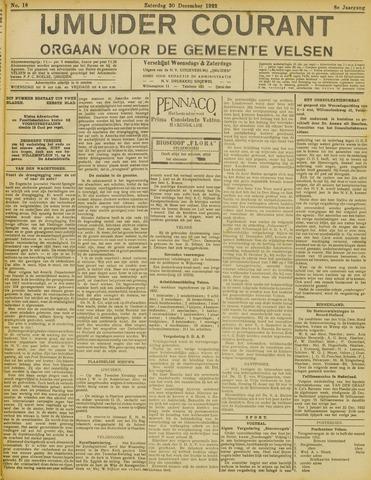 IJmuider Courant 1922-12-30