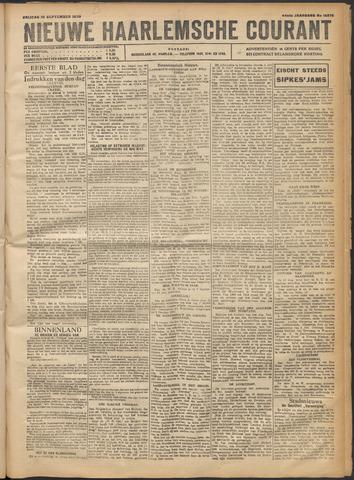 Nieuwe Haarlemsche Courant 1920-09-10