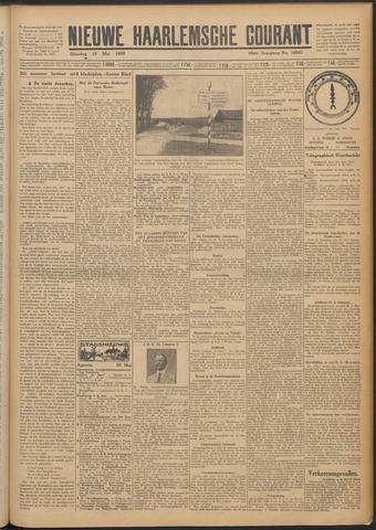 Nieuwe Haarlemsche Courant 1925-05-19