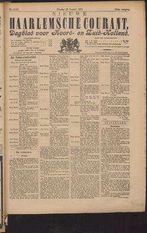 Nieuwe Haarlemsche Courant 1901-01-29