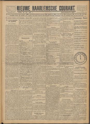 Nieuwe Haarlemsche Courant 1927-07-29