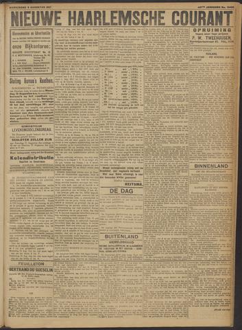 Nieuwe Haarlemsche Courant 1917-08-09