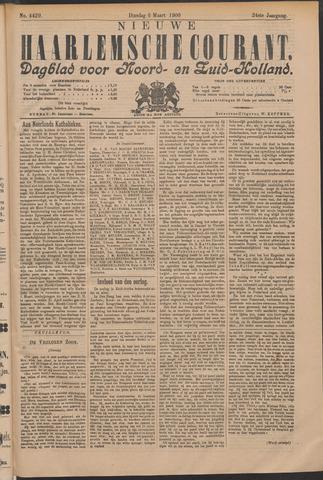 Nieuwe Haarlemsche Courant 1900-03-06