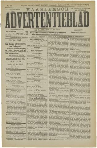Haarlemsch Advertentieblad 1900-05-12