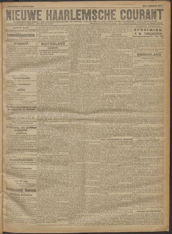 Nieuwe Haarlemsche Courant 1919-01-08