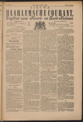 Nieuwe Haarlemsche Courant 1901-03-06