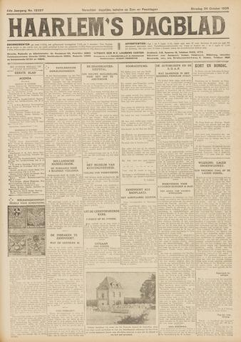 Haarlem's Dagblad 1926-10-26
