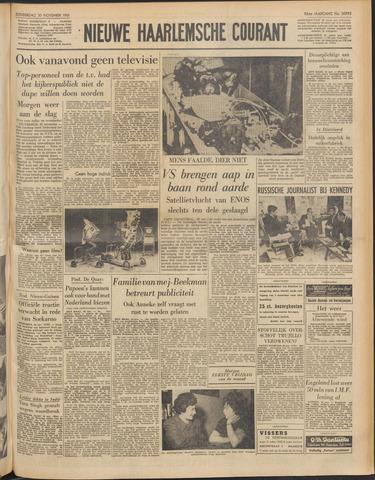 Nieuwe Haarlemsche Courant 1961-11-30