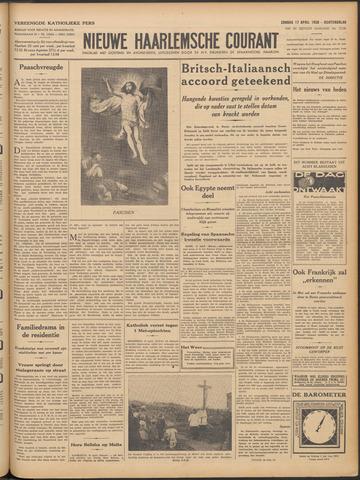 Nieuwe Haarlemsche Courant 1938-04-17