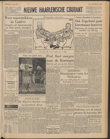 Nieuwe Haarlemsche Courant 1959-05-13