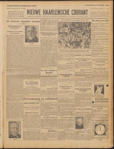 Nieuwe Haarlemsche Courant 1932-10-06