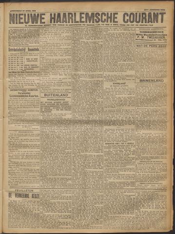 Nieuwe Haarlemsche Courant 1918-04-25