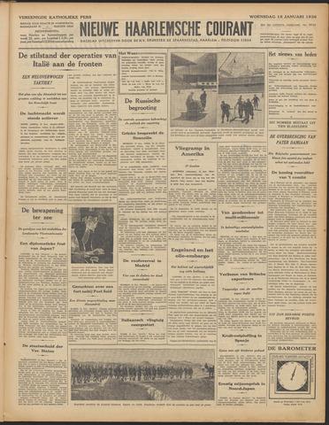 Nieuwe Haarlemsche Courant 1936-01-15
