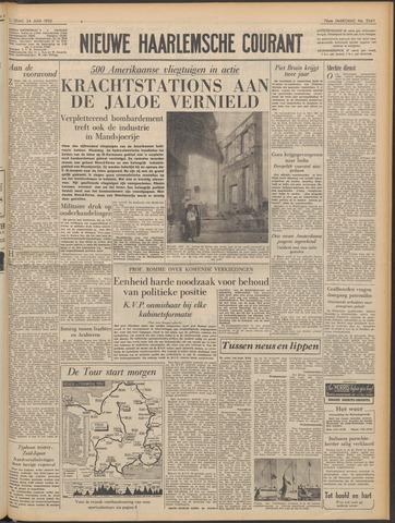 Nieuwe Haarlemsche Courant 1952-06-24