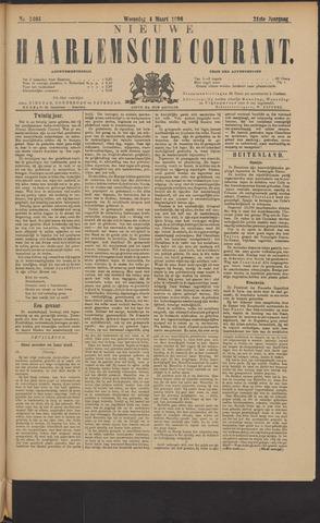 Nieuwe Haarlemsche Courant 1896-03-04
