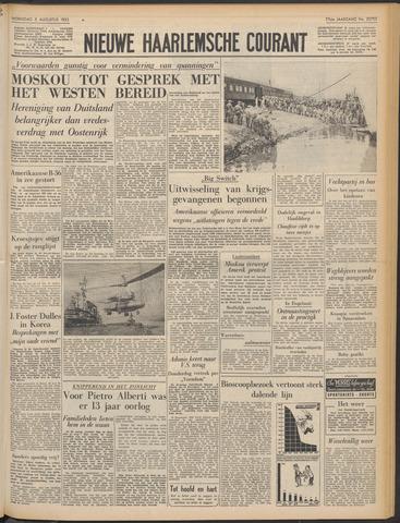 Nieuwe Haarlemsche Courant 1953-08-05