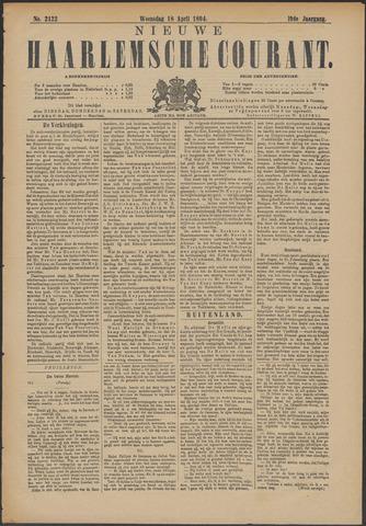 Nieuwe Haarlemsche Courant 1894-04-18