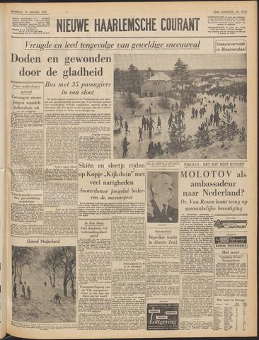 Nieuwe Haarlemsche Courant 1959-01-12
