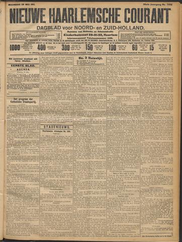 Nieuwe Haarlemsche Courant 1911-05-29