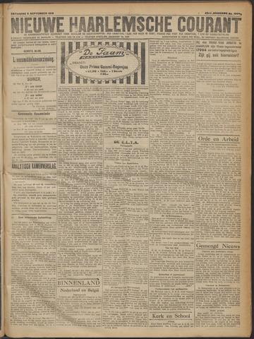 Nieuwe Haarlemsche Courant 1919-09-06