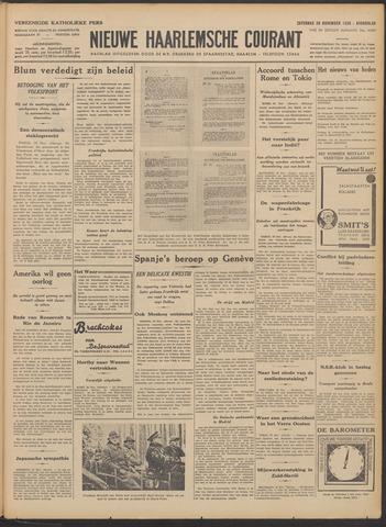 Nieuwe Haarlemsche Courant 1936-11-28