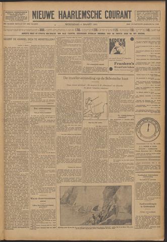 Nieuwe Haarlemsche Courant 1931-03-04