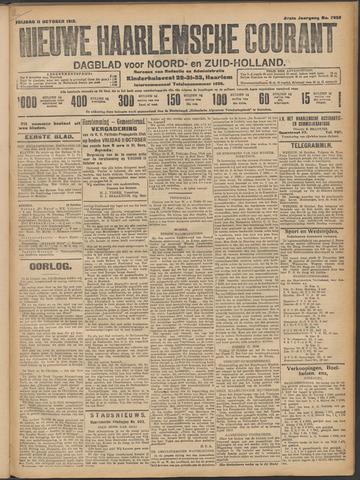 Nieuwe Haarlemsche Courant 1912-10-11