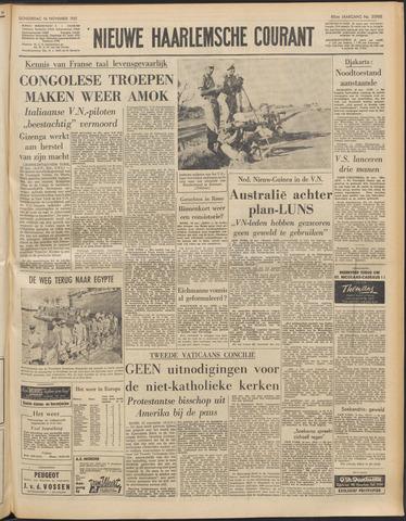 Nieuwe Haarlemsche Courant 1961-11-16
