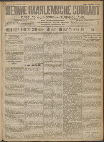 Nieuwe Haarlemsche Courant 1915-08-02
