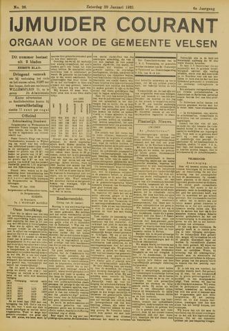IJmuider Courant 1921-01-29