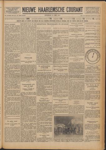 Nieuwe Haarlemsche Courant 1931-05-12