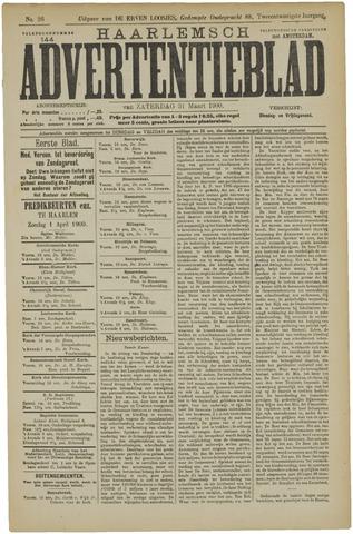 Haarlemsch Advertentieblad 1900-03-31