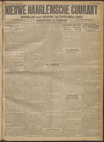 Nieuwe Haarlemsche Courant 1916-05-18