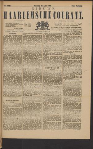 Nieuwe Haarlemsche Courant 1896-04-22