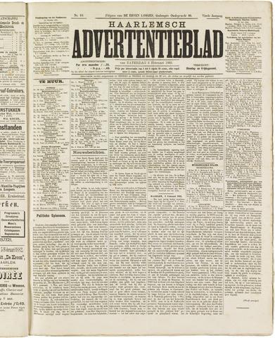 Haarlemsch Advertentieblad 1882-02-04