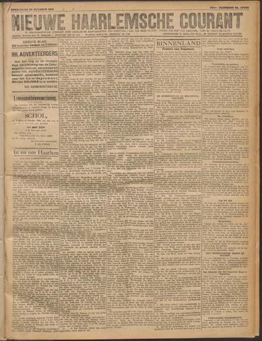 Nieuwe Haarlemsche Courant 1919-10-23