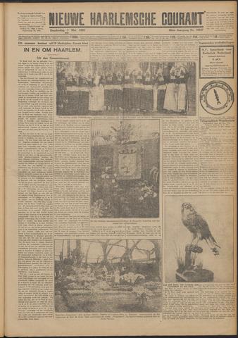 Nieuwe Haarlemsche Courant 1925-05-07