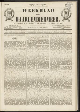Weekblad van Haarlemmermeer 1860-08-31