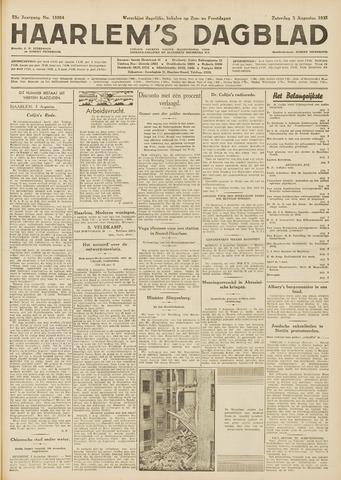Haarlem's Dagblad 1935-08-03