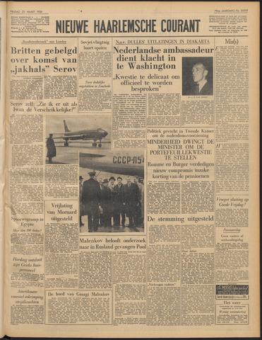 Nieuwe Haarlemsche Courant 1956-03-23