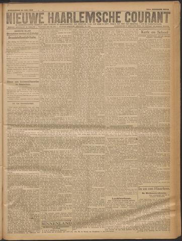 Nieuwe Haarlemsche Courant 1919-07-24
