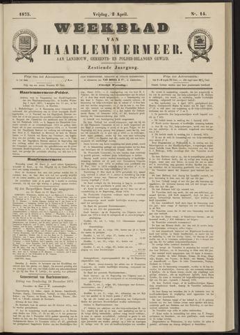 Weekblad van Haarlemmermeer 1875-04-02
