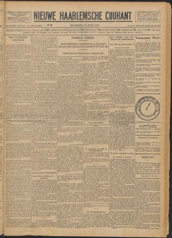 Nieuwe Haarlemsche Courant 1928-06-25