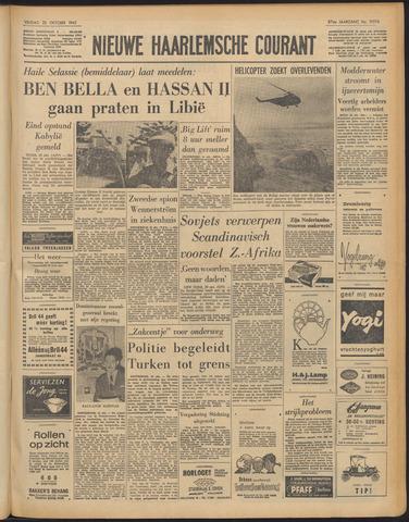 Nieuwe Haarlemsche Courant 1963-10-25