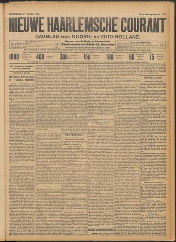 Nieuwe Haarlemsche Courant 1910-04-27