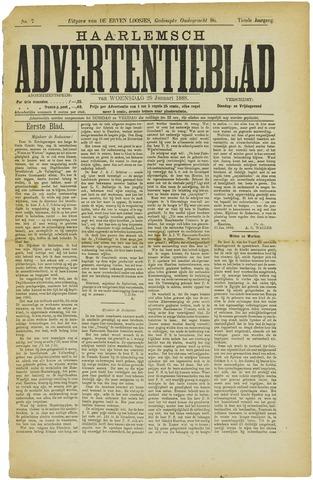 Haarlemsch Advertentieblad 1888-01-25